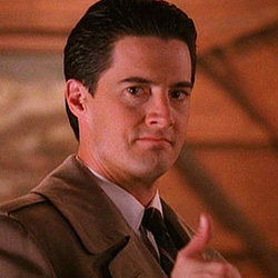 Black Lodge: Dale Cooper